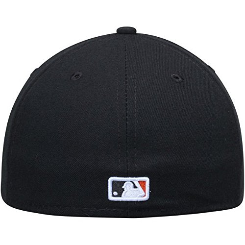 release date 46ba9 52389 Amazon.com   New Era Miami Marlins MLB Authentic Collection 59FIFTY On  Field Cap NewEra   Sports   Outdoors