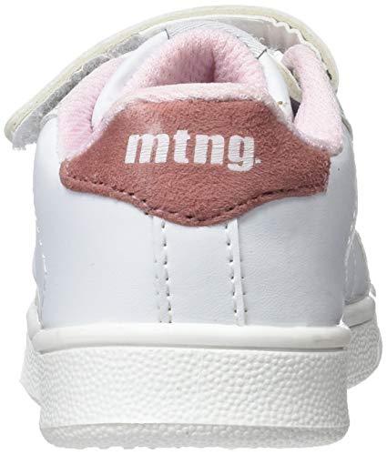 Mtng Zapatillas Unisex Blanco action Nude C42977 47715 Pu Niños Blanco nuez 6Rr6q5