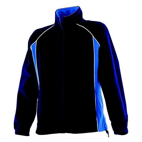 royal amp; Microfleece Piped Navy Hales white Jackets Womens Finden pq404z
