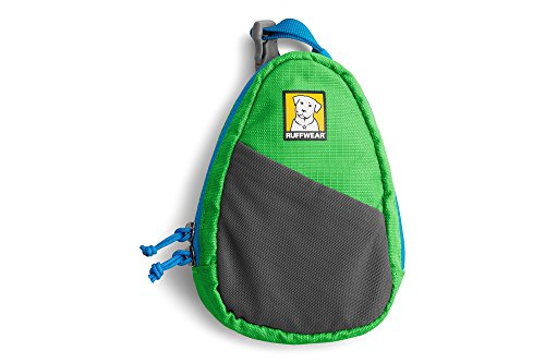 (RUFFWEAR - Stash Bag Pickup Bag Dispenser for Dog Owners (Meadow Green))