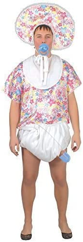 Floral Baby costume