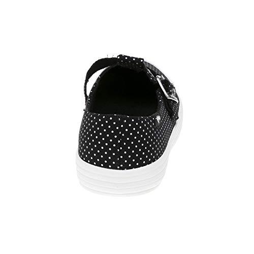 Corina Femme Baskets Noir Rocket Mode Dog vPTw1w