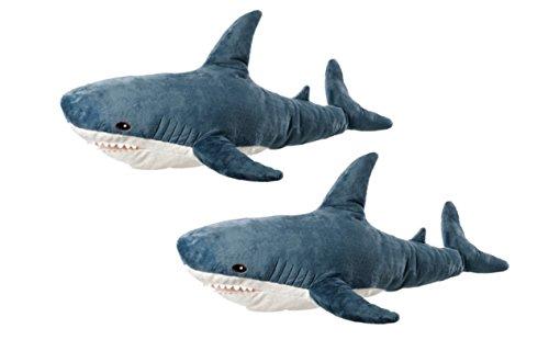 ikea shark plush - 5