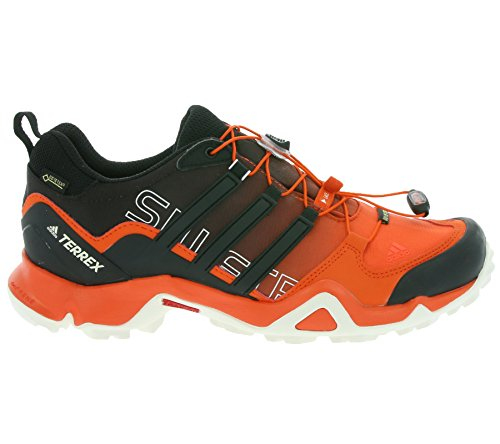 adidas Terrex Swift R Gtx, Chaussures de Randonnée Homme, Orange (Arancione Energi/Negbas/Blatiz), 42 EU
