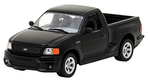 (Greenlight 86085 1999 Ford F-150 SVT Lightning-Black)