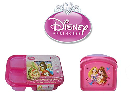 disney-princess-kids-2-piece-reusable-lunch-container-kit-sandwich-box-and-divided-lunch-container