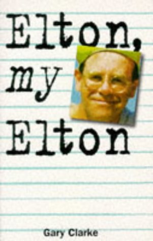 Elton, My Elton