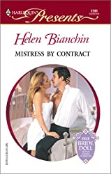 Mistress by Contract (Harlequin Presents)