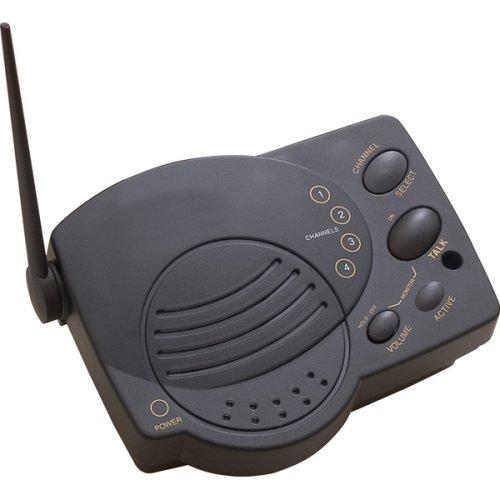 Reporter RWIS Chamberlain Wireless Portable 4-Channel Intercom System (Pair)