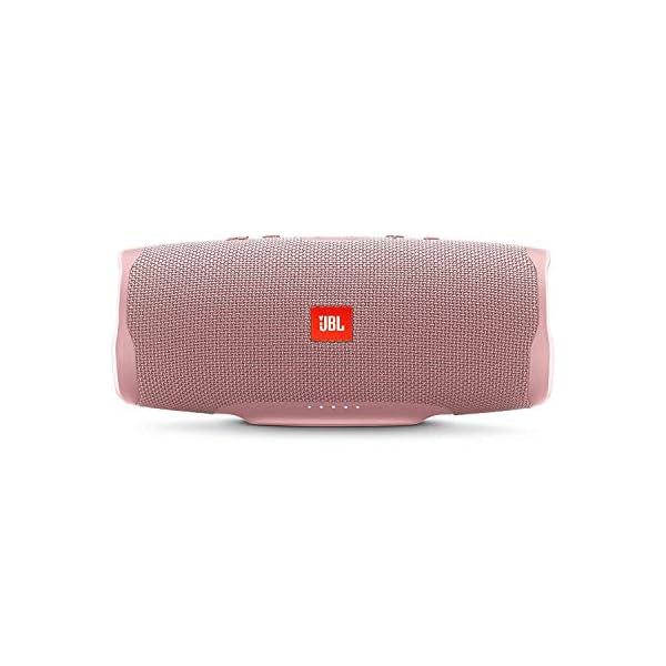 JBL Charge 4 - Enceinte Bluetooth portable avec USB - Robuste et étanche : pour piscine et plage - Son puissant - Autonomie 20 hrs - Rose 1