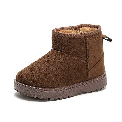 Shukun Stiefeletten Winter Kinder Schneeschuhe Schneeschuhe Schneeschuhe Stiefel Jungen Und Mädchen Warme Schuhe Stiefel 2d4f30