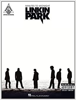 Linkin Park Minutes To Midnight (Tab) Gtr (Recorded Versions Guitar) by Various (2008)