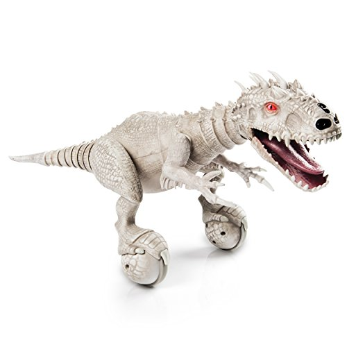 Zoomer Dino, Jurassic world INDOMINUS REX-Collectible Robotic Edition