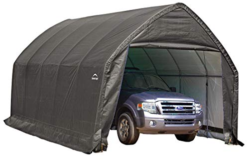 ShelterLogic Replacement Cover 13x20x12 90530 90532 802337 for Model 62693 62694 62696 (9oz ()