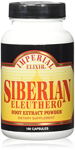 Imperial Elxir Siberian Eleuthero Root Extract Powder (100 ()
