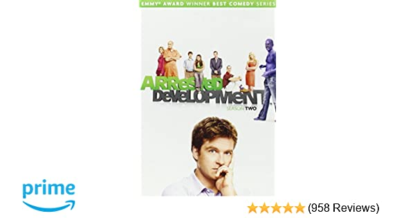 Amazoncom Arrested Development Season 2 Jason Bateman