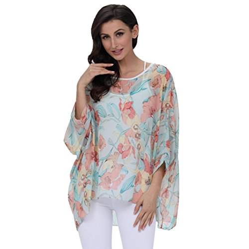 Ballerine Bekleidung Donna SANFASHION Damen D Shirt155 SANFASHION Multicolore Multicolore FIWgq1dnwx