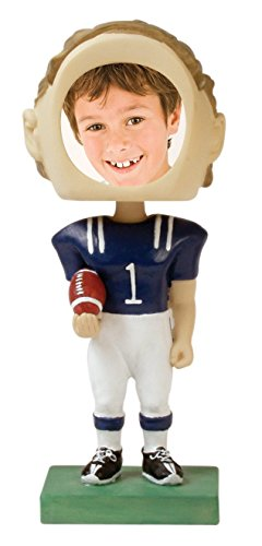 Football Photo Bobble Head