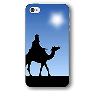 Christmas Three Kings Star of Bethlehem Diy For SamSung Note 4 Case Cover Slim Phone Case