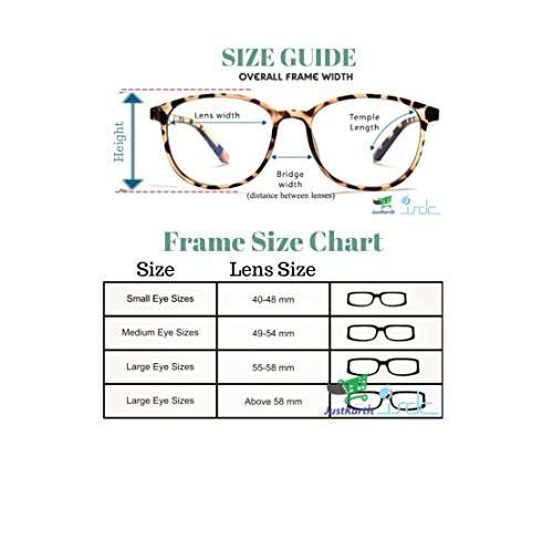 Justkartit Black Cat Eye Women S Spectacle Frame With Dummy Glasses