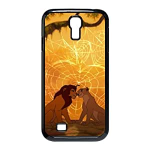 Samsung Galaxy S4 I9500 Phone Case Cover The Lion King ( by one free one ) T62899