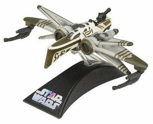 Titanium Series Star Wars 3 Inch Vehicle - ARC-170 Starfighter