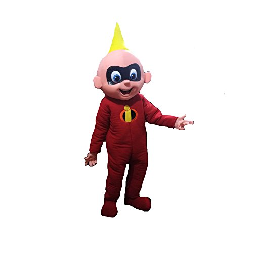 Jack Jack from The Incredibles Mascot Costume Party Character Halloween Adult