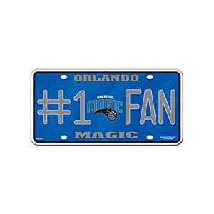 Sunset Vista Designs Nba #1 33-Inch Long Fan Wind Chime, Orlando Magic