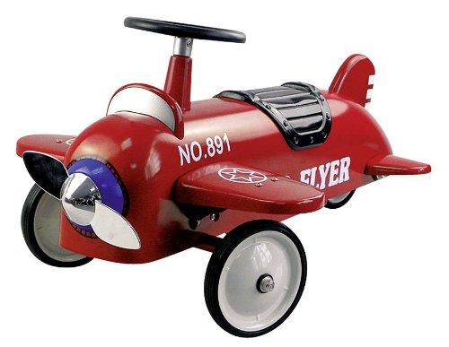 Rutschauto Flugzeug Bestseller - Goki Flugzeug Rutschauto