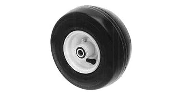 """2 8552 Grasshopper 603927 Caster Wheel Assy 44/"""" 52/"""" 61/"""" 72/"""" CUT MODELS"""