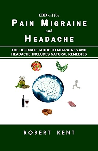 Cbd oil for Pain Migraine and Headache: THE Ultimate Guide To Migraine and Headache Includes Natural Remedies