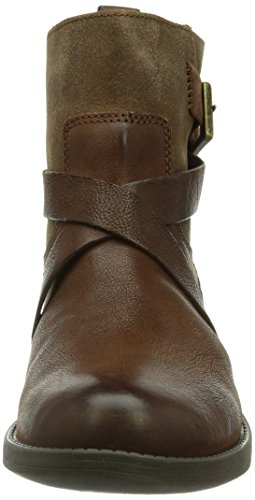 Clarks Merryn Trail - Botines Mujer Brown Leather