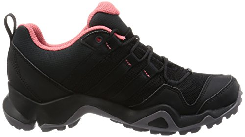 Adidas Vrouwen Terrex Ax2r Gtx W Wandelschoenen, Grijs, 43,3 Eu Zwart (negbas / Negbas / Rostac)