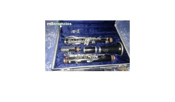 CLARINETE SIB AMATI 201 17/6 LL ABS: Amazon.es: Instrumentos musicales
