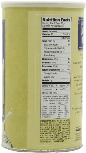 Better Than Milk Vegan Soy Powder, 25.9-Ounce Canisters (Pack of 2) by Better Than Milk (Image #3)