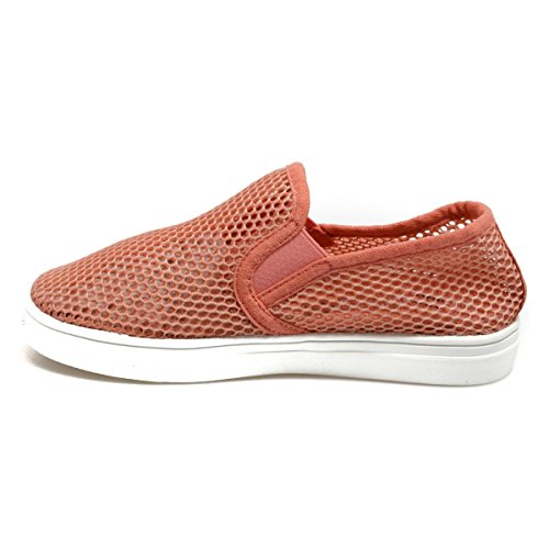 Colors of California Laceup20k mädchen, canvas, sneaker slip on