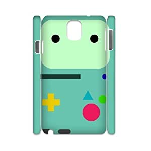 Adventure Time Beemo Design Unique Customized 3D Hard Case Cover for Samsung Galaxy Note 3 N9000, Adventure Time Beemo Galaxy Note 3 N9000 3D Cover Case