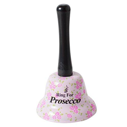 Ring für Prosecco Glocke
