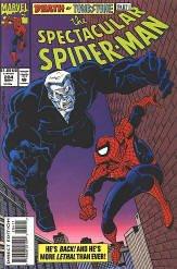 Spectacular Spider-Man #204 Vol 1