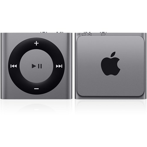 Apple iPod Shuffle 2  GB   Space Gray  MKMJ2HN/A  MP3/MP4 Players