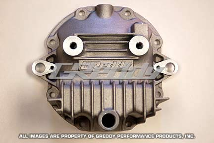 nissan 240sx s14 differential - 5