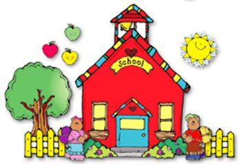 Schoolhouse Bulletin Board Cut Out Set (Schoolhouse Set Board Bulletin)