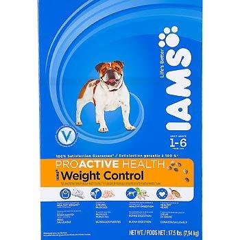 Amazon Com Proactive Health Adult Weight Control Dry Dog Food 7 Lb