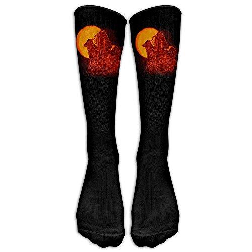 Best Pumpkin Carving Ever For Your Halloween Casual Unisex Sock Knee Long High Socks Sport Athletic Crew Socks One (Best Halloween Pumpkins Ever)