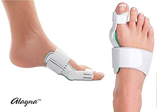 Bunion Corrector and Bunion Splint for Bunion Relief – Bunion Toe Straighteners and Bunion Pads – Relieve Hallux Valgus Foot Pain and Soothe Sore Bunions (3)