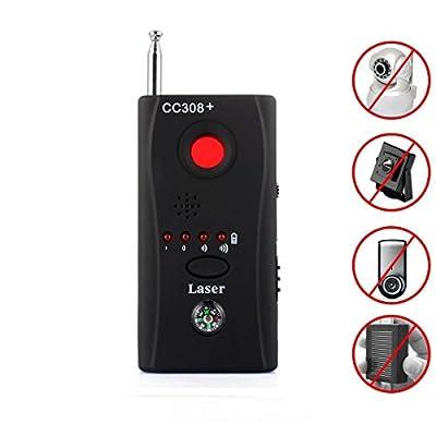 Anti-Spy Camera Detector Hidden Camera Signal Detector Almighty Hidden Camera Laser Lens Finder