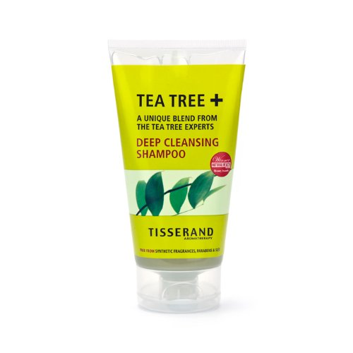 Tisserand Tea Tree + Deep Cleansing Sham - Scalp Deep Cleansing Shampoo Shopping Results