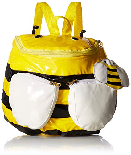 Kids Yellow Bee Backpack