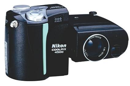 Nikon Coolpix 4500 Driver Download