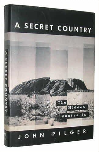 A Secret Country The Hidden Australia Amazonde John Pilger Impressive Book Display Stand Australia